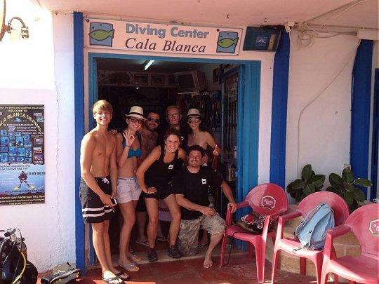 Dive Center Cala Blanca