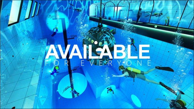 Deepspot Diving Pool