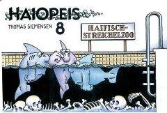 Buch: Haiopeis 8. Haifisch-Streichelzoo