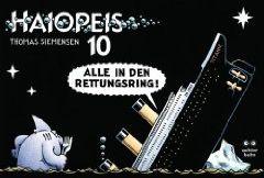 Buch: Haiopeis 10. Alle in den Rettungsring!