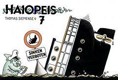 Buch: Haiopeis 7: Sinken verboten!
