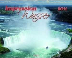 Impression Wasser 2018 (Kalender)