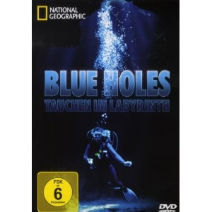 DVD: National Geographic - Blue Holes