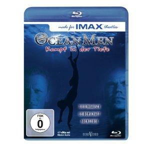 Ocean Men - Kampf in der Tiefe IMAX [Blu-ray]