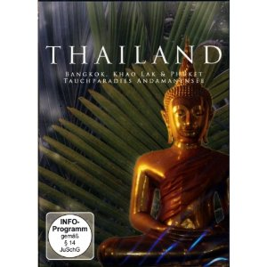 DVD: Thailand Reisen & Tauchen - Bangkok / Khao Lak / Phuket / Andermanensee