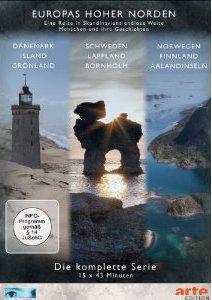 Europas Hoher Norden (Box mit 6 DVDs)