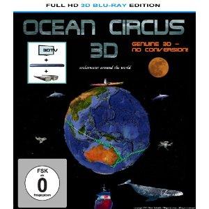 Ocean Circus 3D - underwater around the world
