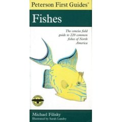Buch: Peterson First Guide to Fishes of North America