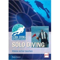 Buch: SDI Solo Diving. Alleine sicher tauchen