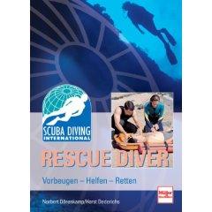 Buch: SDI Rescue Diver
