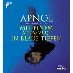 Buch: Apnoe. Mit einem Atemzug in blaue Tiefen