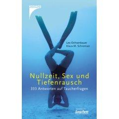 Buch: Nullzeit, Sex und Tiefenrausch. 333 Antworten auf Taucherfragen