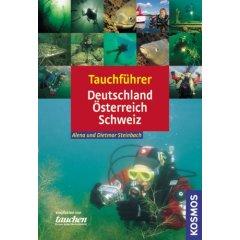Buch: Tauchführer Deutschland, Österreich, Schweiz
