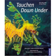 Buch: Tauchen - Down Under.