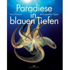 Buch: Paradiese in blauen Tiefen. Tauchabenteuer Ozean