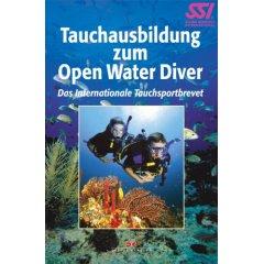 Buch: Tauchausbildung zum Open Water Diver