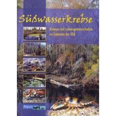 DVD:  Süßwasserkrebse - Biotope und Lebensgemeinschaften