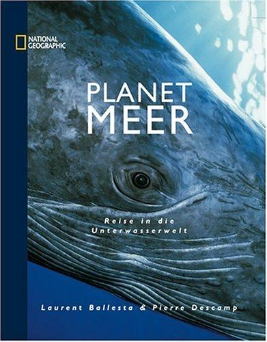 Buch: Planet Meer. Reise in die Unterwasserwelt