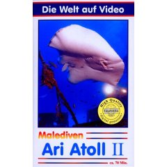 VHS: Malediven - Ari Atoll II