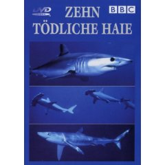 DVD: Zehn Tödliche Haie