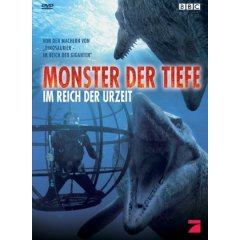 DVD: Monster der Tiefe - Im Reich der Urzeit