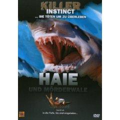 DVD: Killer Instinct - Haie und Mörderwale
