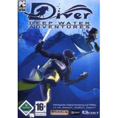 DVD-ROM: Diver: Deep Water Adventures