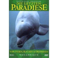 DVD: Die letzten Paradiese - Mosambique