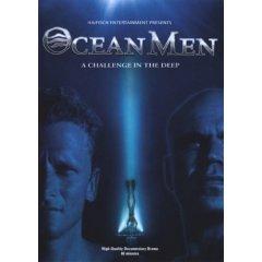 DVD:  Ocean Men - A Challenge in the Deep