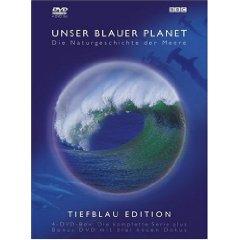 Unser blauer Planet - Tiefblau Edition (4 DVDs)