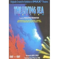 DVD: IMAX: The Living Sea (2 DVDs)