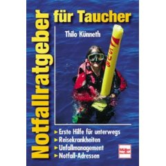 Buch: Notfallratgeber für Taucher