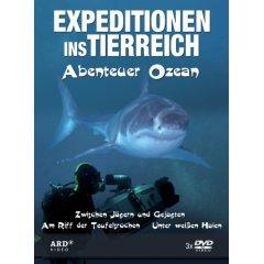 DVD:  Expeditionen ins Tierreich - Abenteuer Ozean