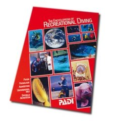 PADI: Encyclopedia of diving - Enzyklopädie des Tauchens