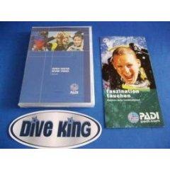 PADI: Open Water Diver DVD - OWD - (blaue Version)