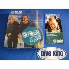 PADI: EAN Nitrox Diver DVD Kit