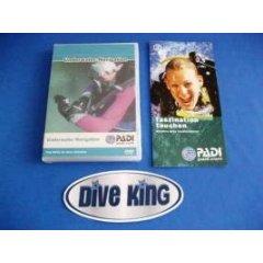 PADI: Underwater Navigation DVD (Unterwasser Navigation)