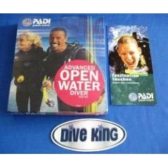 PADI: Advanced Open Water Diver DVD Kit (AOWD)