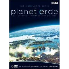 DVD: Planet Erde - Die komplette Serie (6 DVDs inkl. Bonus-Disc)