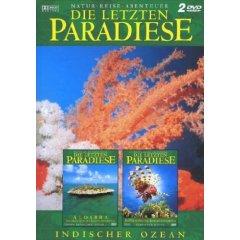 DVD: Die letzten Paradiese - Indischer Ozean (2 DVDs)