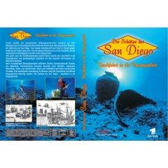 DVD: Die Schätze der San Diego - Tauchfahrt in die Vergangenheit