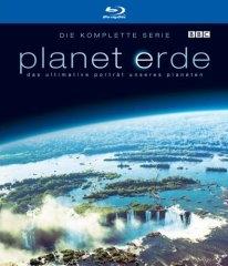 Blu-ray Disc: Planet Erde - Die komplette Serie