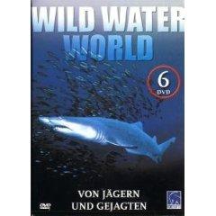 DVD: Wild Water World, Vol.1-6  (6 DVDs)