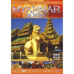 DVD: Die schönsten Länder der Welt - Myanmar / Burma