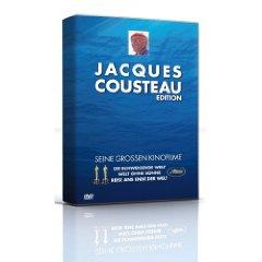 Jacques-Yves Cousteau - Seine großen Kinofilme