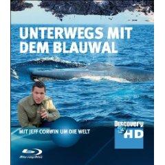 Unterwegs mit dem Blauwal - Discovery HD (Blu-ray)