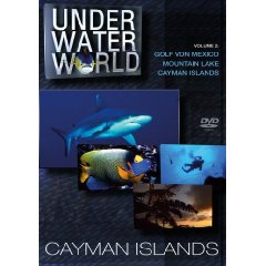 DVD: Under Water World: Cayman Islands