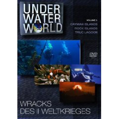 DVD:  Under Water World - Wracks des II. Weltkrieges