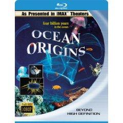 Ocean Origins IMAX (Blu-ray)