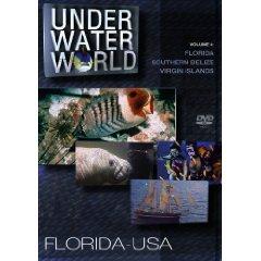 DVD: Under Water World Vol. 4 - Florida USA